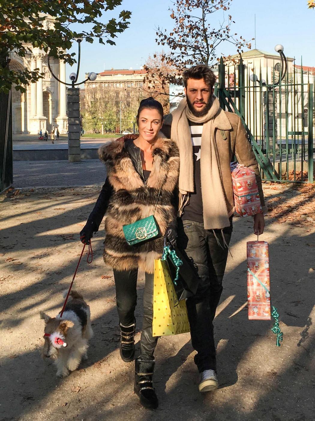 Federica Torti, shopping con il fidanzato Federico Balocco10