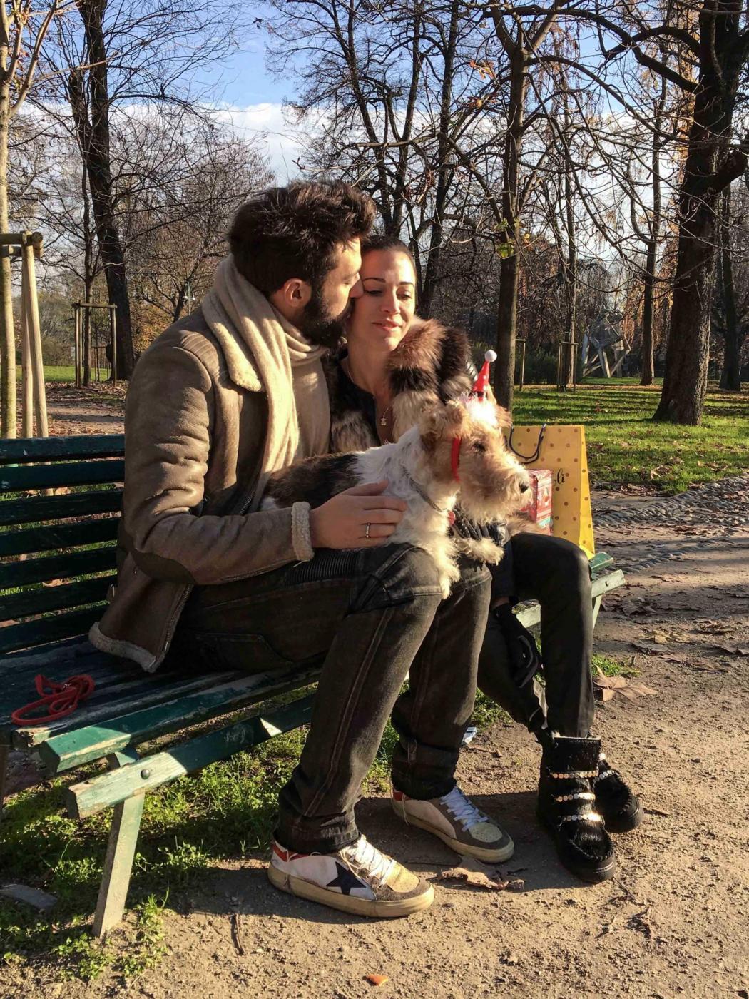 Federica Torti, shopping con il fidanzato Federico Balocco6