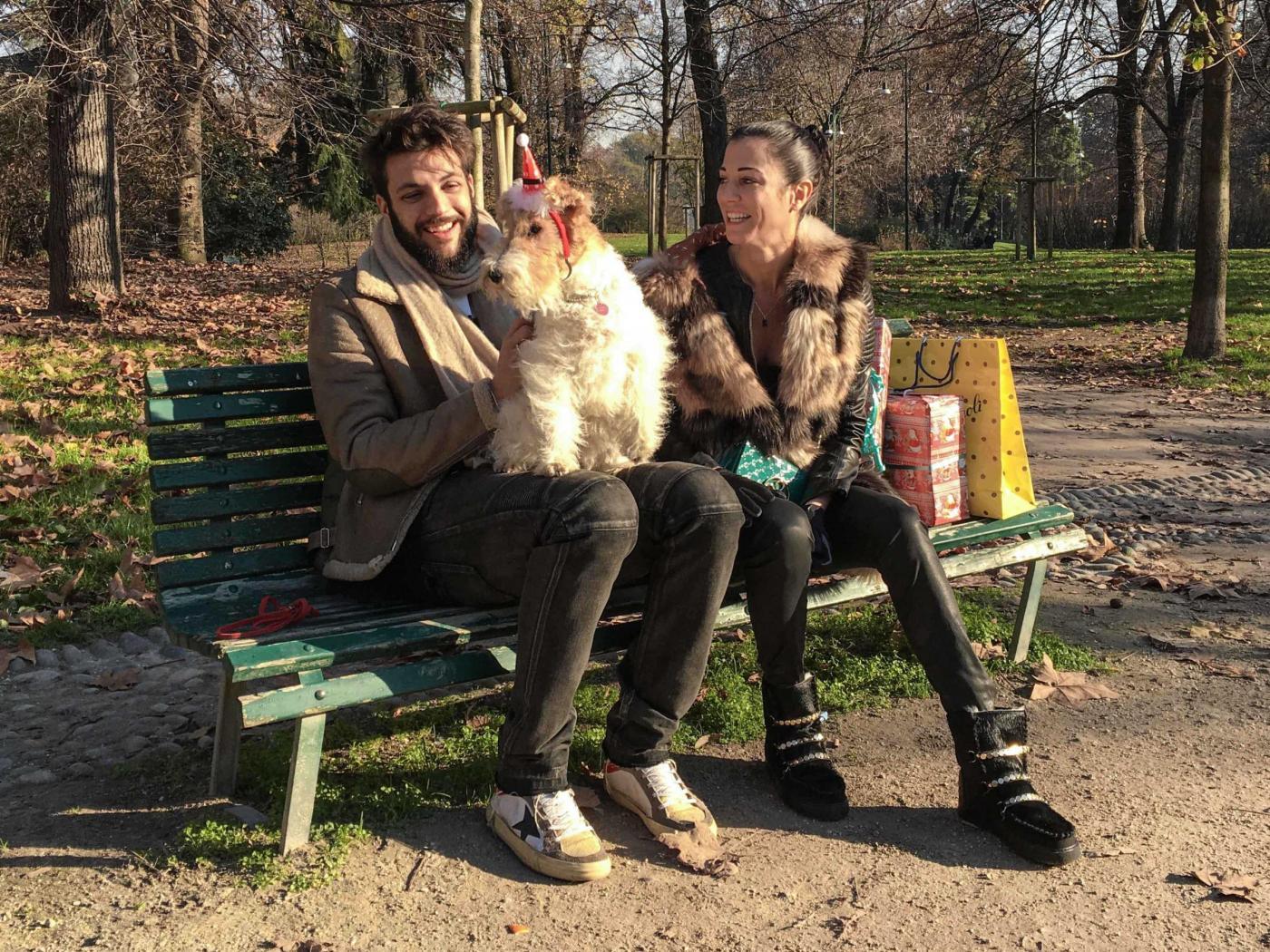 Federica Torti, shopping con il fidanzato Federico Balocco5