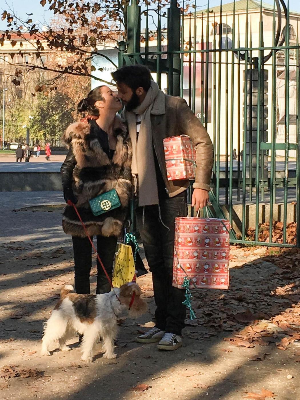 Federica Torti, shopping con il fidanzato Federico Balocco3