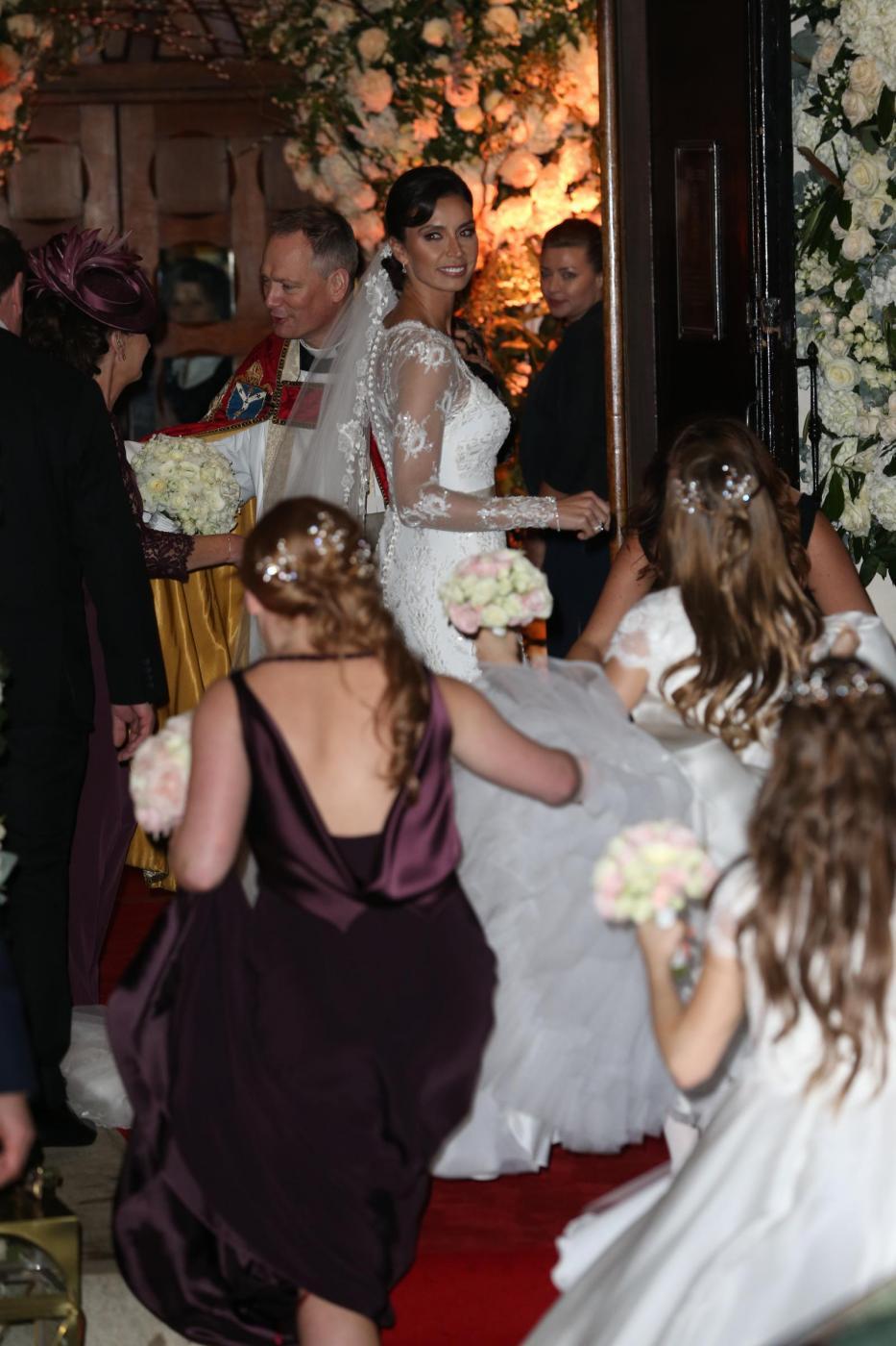 Frank Lampard sposa Christine Bleakley10