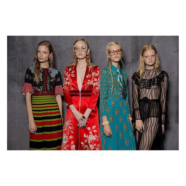 Da Gucci a Dior: stop modelle e modelli troppo magri