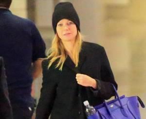 Gwyneth Paltrow senza trucco all'aereoporto10