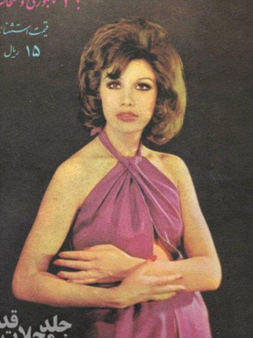 Iran, look donne prima del 1979 minigonne e volto scoperto13