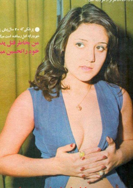 Iran, look donne prima del 1979 minigonne e volto scoperto14