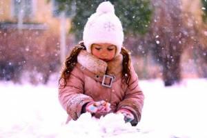 Freddo in arrivo: decalogo per proteggere i bambini