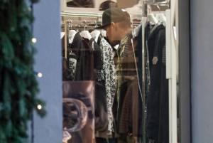 Boateng shopping natalizio: compra regali a Melissa Satta13
