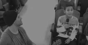 """Coro canta """"Hallelujah"""": performance Elisha da brivido VIDEO"""
