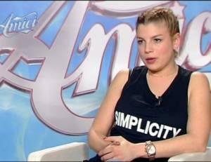 Emma Marrone-Stefano De Martino, incontro sfiorato ad Amici