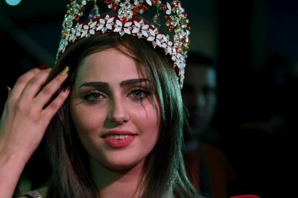 Shaymaa Qasim, Iraq elegge la sua miss dopo 43 anni FOTO