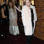 Kate Moss chic con la pelliccia bianca7
