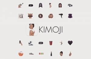 Kimoji, emoticon col lato b di Kim Kardashian: come scaricarle