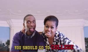 Michelle Obama si dà al rap e il VIDEO diventa virale