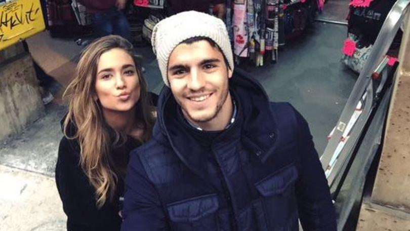 Alvaro Morata-Maria Pombo: chi è la ragazza del calciatore