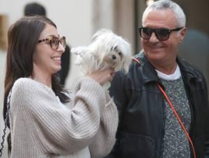 Giorgio Panariello: chi è Dalila Frassanito, ex del comico