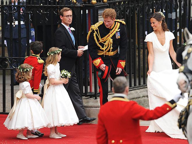 """""""Pippa Middleton e Harry, bacio in bagno durante le nozze di Kate"""""""