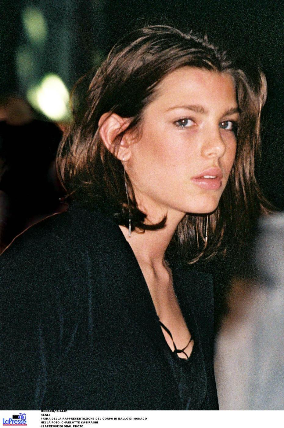 Charlotte Casiraghi com'era e com'è FOTO jj