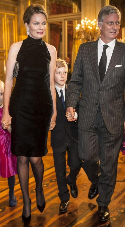 Kate Middleton-Mathilde di Belgio: passione tubini FOTO