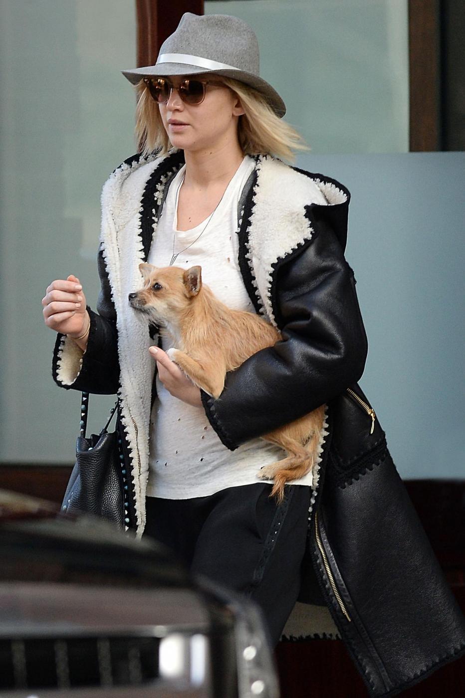 Jennifer Lawrence, altro che fidanzato: ecco il suo grande amore FOTO 5