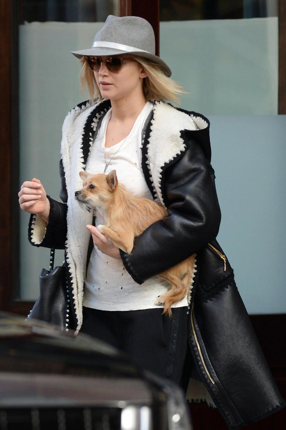 Jennifer Lawrence, altro che fidanzato: ecco il suo grande amore FOTO 1