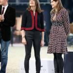 Charlotte Casiraghi chic a Parigi: stringate e jeans FOTO