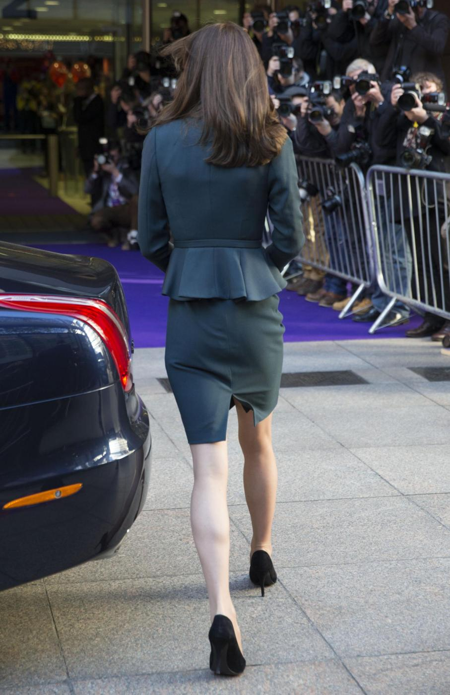Kate Middleton, nuovo taglio di capelli FOTO