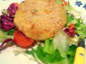 Cucina naturale: Burger di Ceci e Patate Vegani