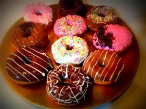 Donuts, le golose ciambelle americane...