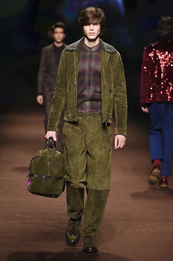 Scostumista: Milano Moda Uomo Inverno 2016/17 FOTO