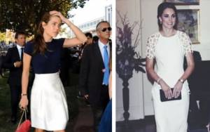 Charlotte Casiraghi, Kate Middleton: look a confronto VIDEO