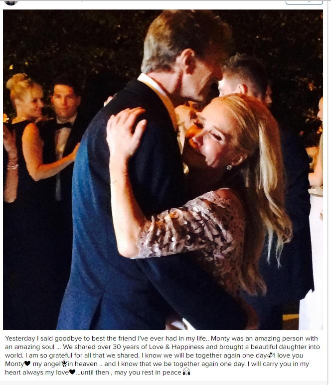 Paris Hilton in lutto è morto lo zio Monty Brinson