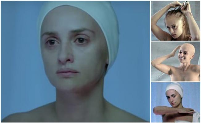 """Penelope Cruz capelli cortissimi: in """"Ma Ma"""" lotta contro cancro seno11"""