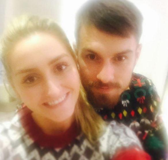 Aaron Ramsey, chi è Colleen Ramsey, moglie del calciatore FOTO