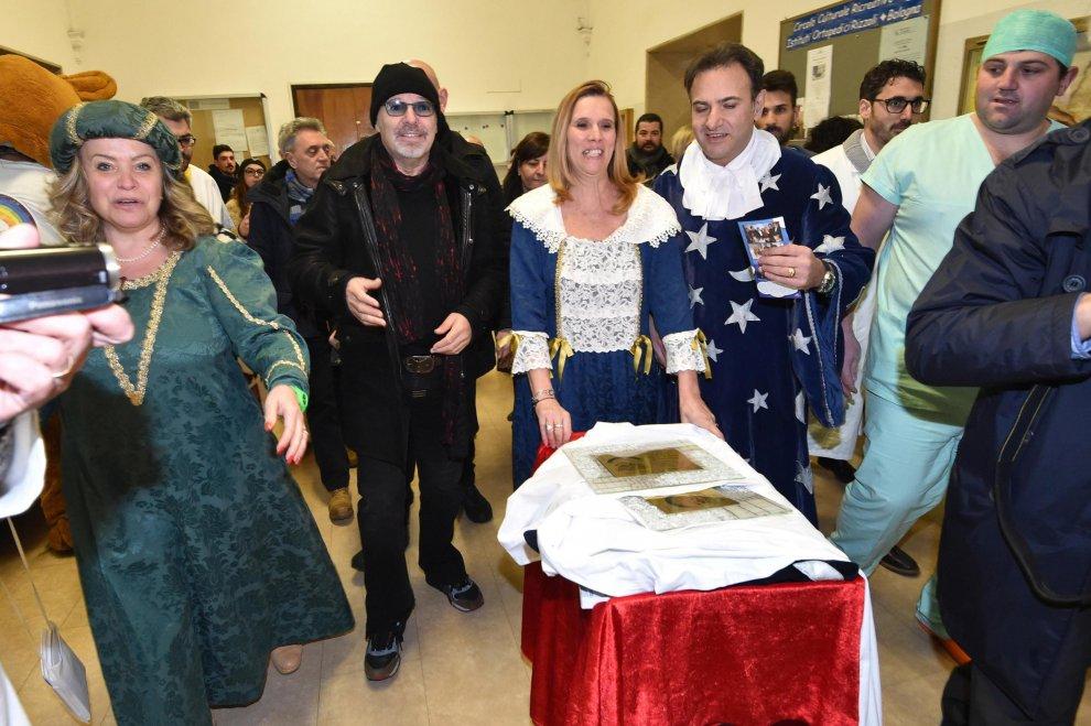 Vasco Rossi all'ospedale8