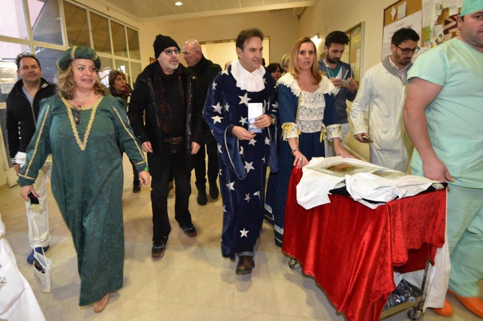 Vasco Rossi all'ospedale5