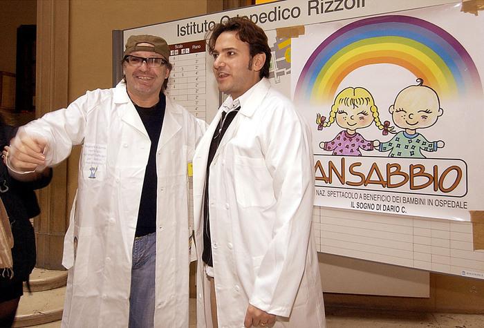 Vasco Rossi all'ospedale