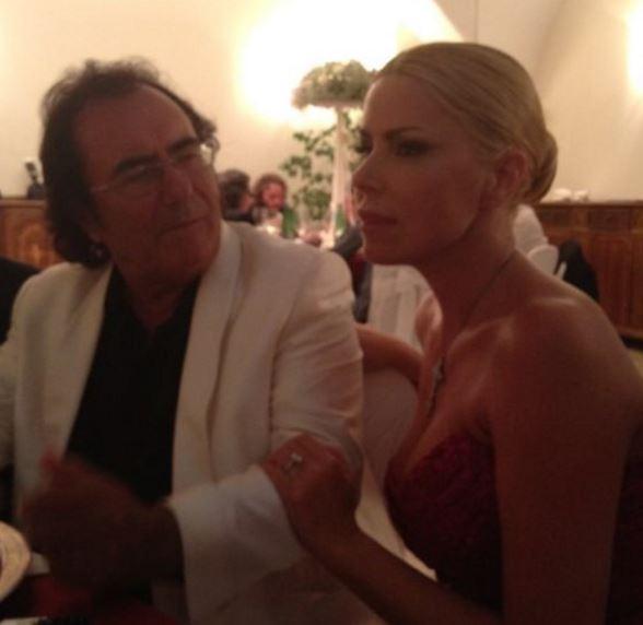 Albano Carrisi e Loredana Lecciso insieme: le FOTO più belle