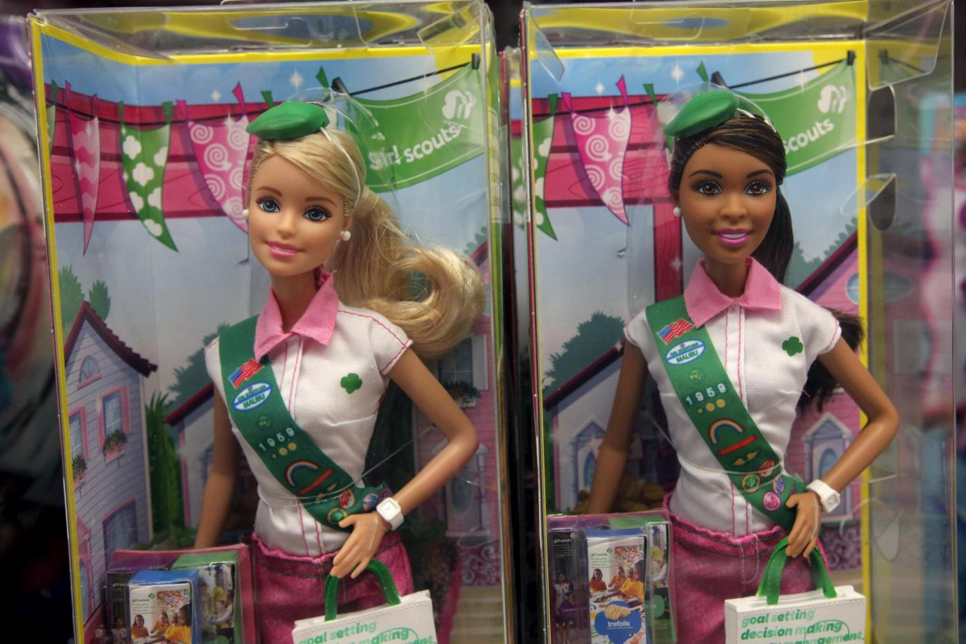 "Barbie ""curvy"", la bambola Mattel diventa ""normale7"