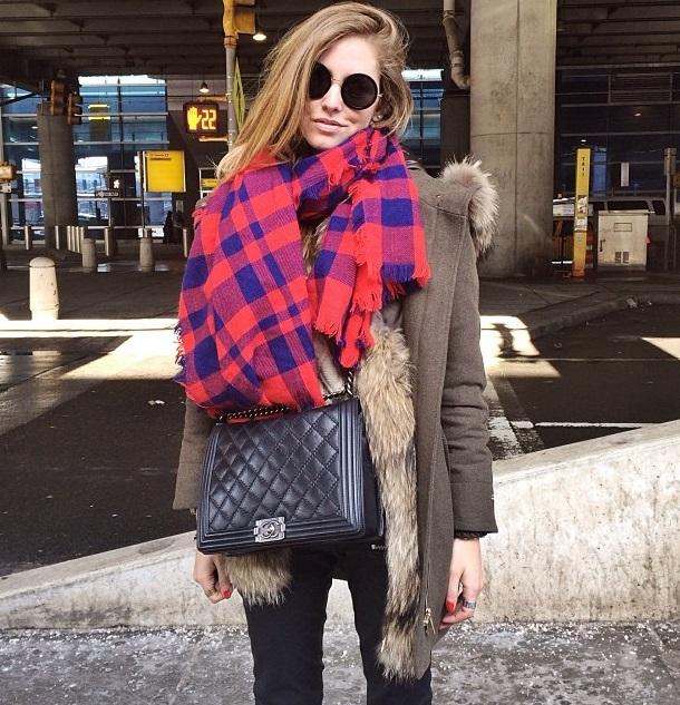 Chiara Ferragni, passione parka: ecco i modelli più trendy FOTO