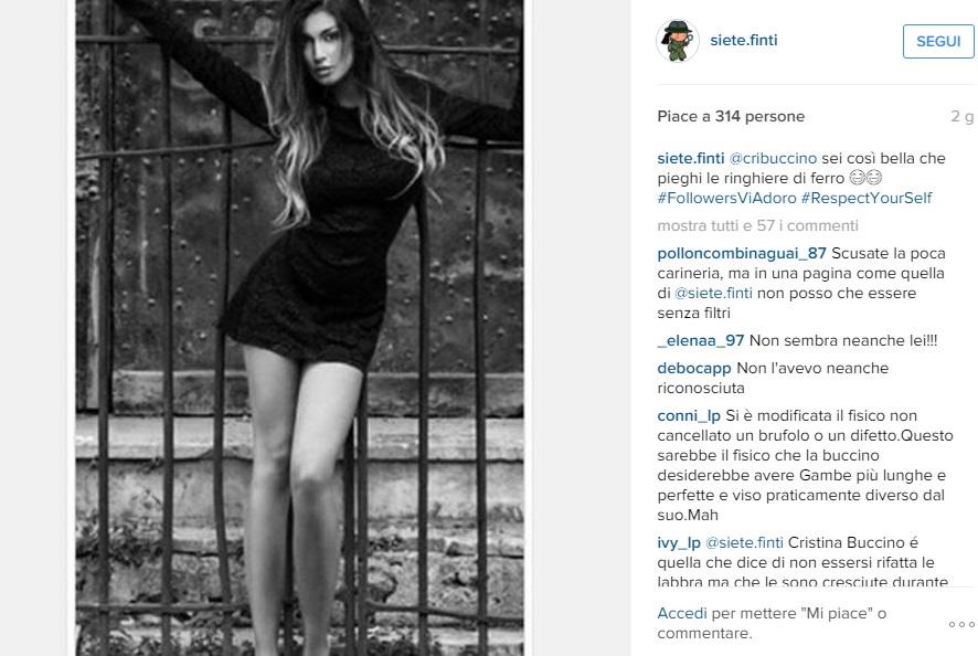 Belen Rodriguez, Cristina Buccino... FOTO ritoccate più evidenti