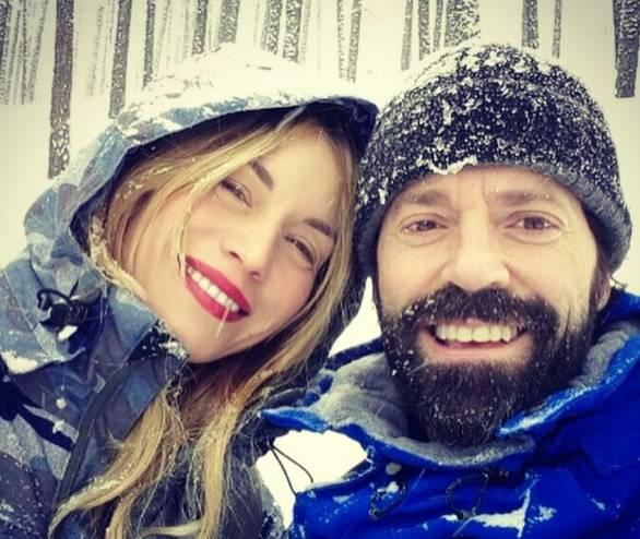 Elenoire Casalegno e il marito Sebastiano Lombardi: amore al capolinea?
