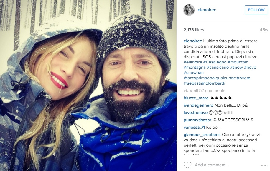 Elenoire Casalegno: chi è il marito Sebastiano Lombardi FOTO