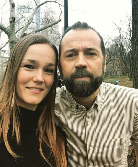 Fabio Volo, chi è Johanna, fidanzata del conduttore FOTO 9