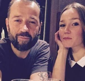 Fabio Volo, chi è Johanna, fidanzata del conduttore FOTO