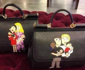 Dolce e Gabbana, borse con famiglie gay: è polemica