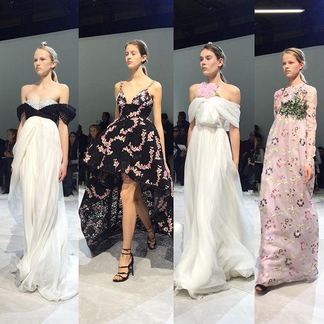 Scostumista: Paris Haute Couture Spring 2016
