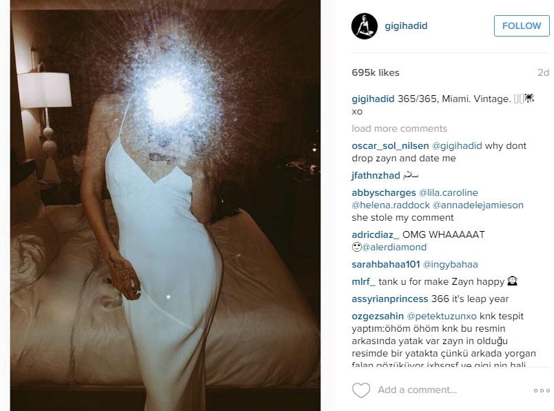 Gigi Hadid troppo magra? La FOTO fa discutere