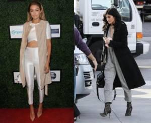 Kylie Jenner, Gigi Hadid: mai senza tacchi FOTO