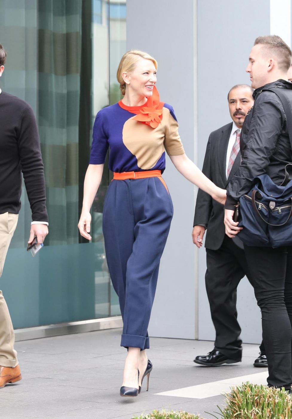 Kate Blanchett, look impeccabile agli Spirit Awards10
