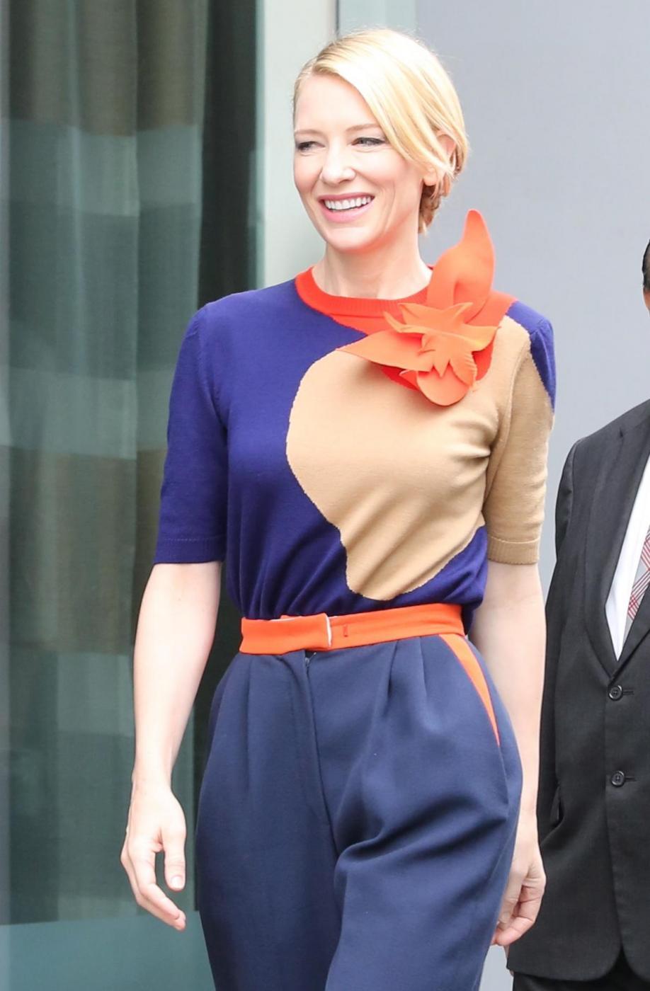 Kate Blanchett, look impeccabile agli Spirit Awards11